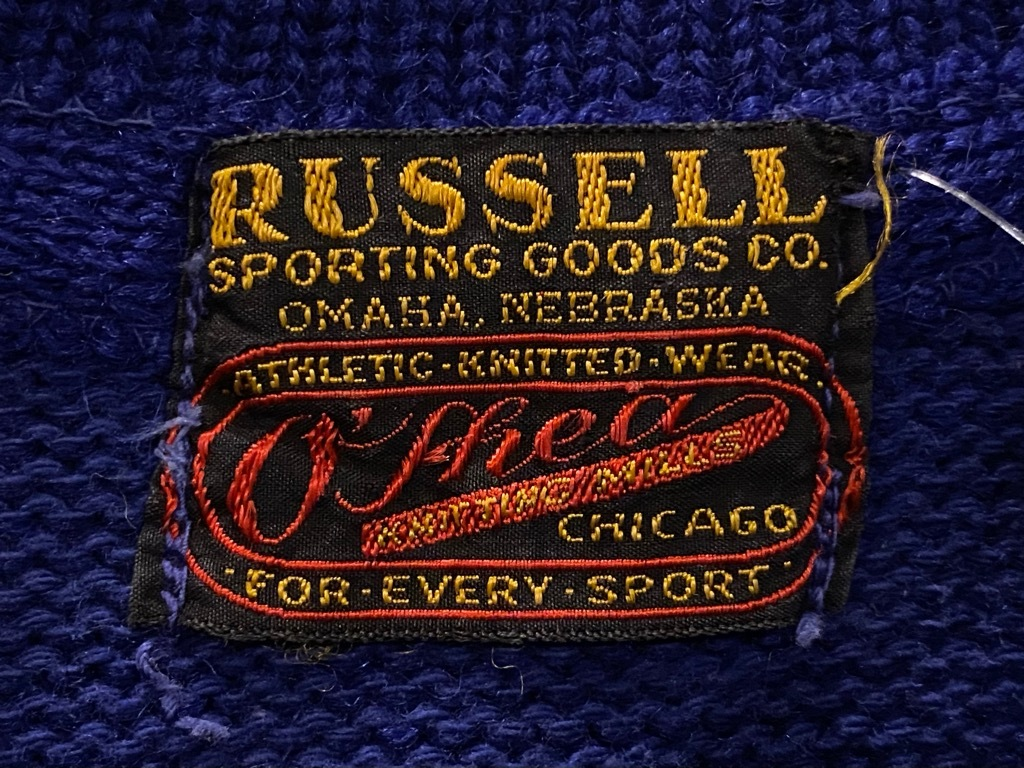 マグネッツ神戸店 10/28(水)Vintage入荷! #4 Athletic Knit Item!!!_c0078587_16533859.jpg