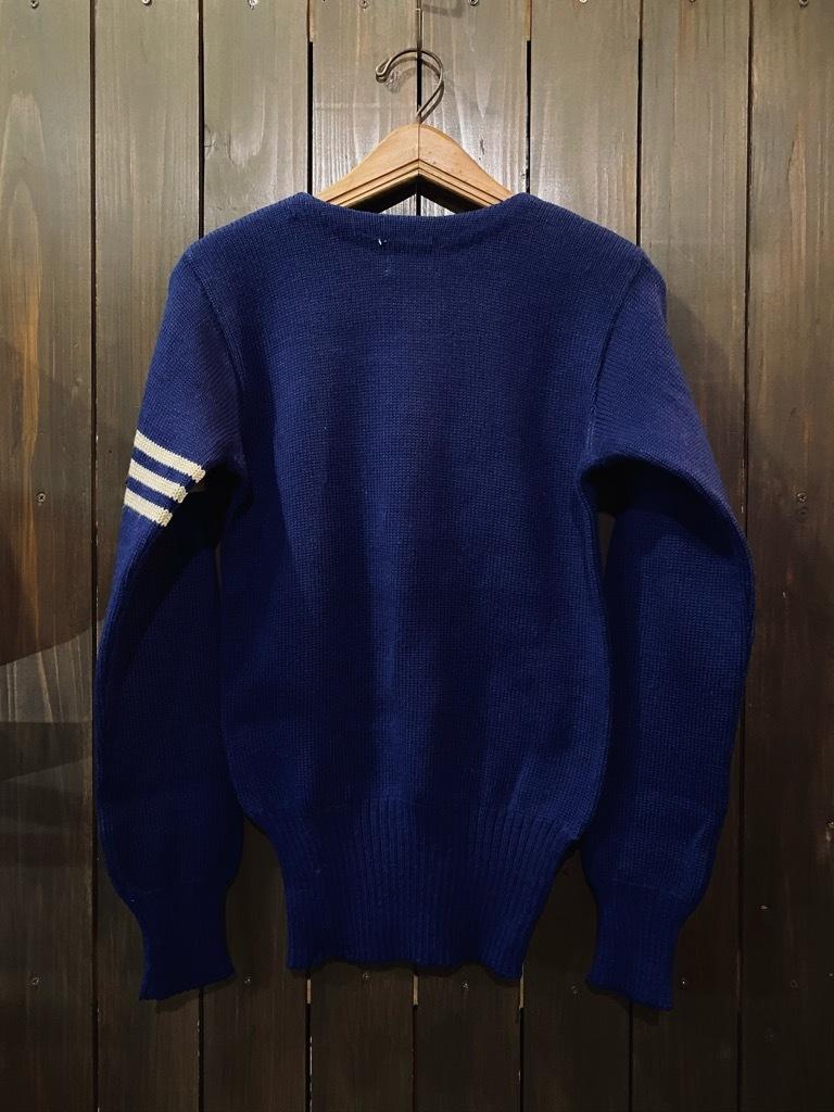 マグネッツ神戸店 10/28(水)Vintage入荷! #4 Athletic Knit Item!!!_c0078587_16533880.jpg