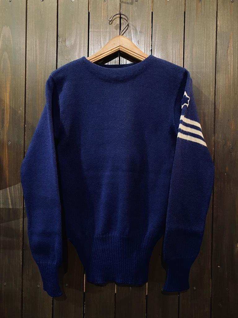 マグネッツ神戸店 10/28(水)Vintage入荷! #4 Athletic Knit Item!!!_c0078587_16533890.jpg