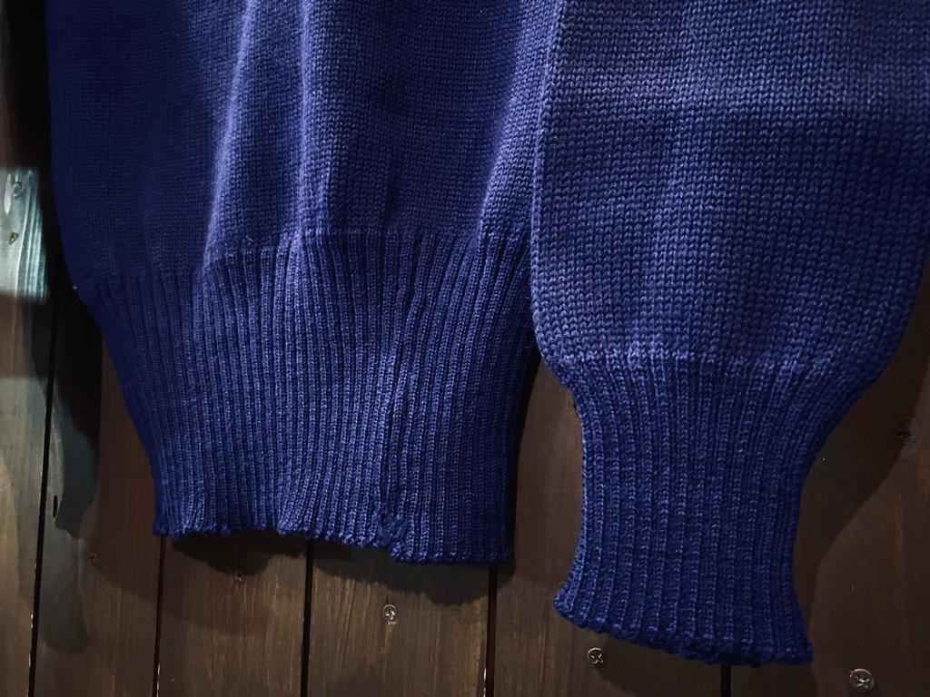 マグネッツ神戸店 10/28(水)Vintage入荷! #4 Athletic Knit Item!!!_c0078587_16533893.jpg