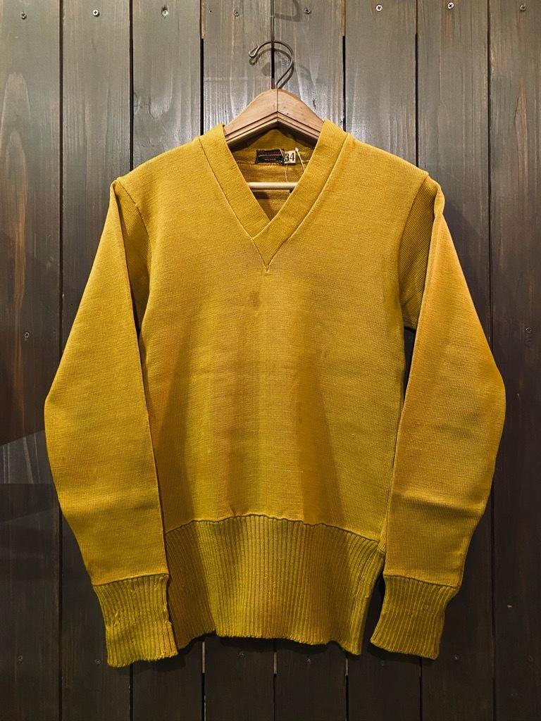 マグネッツ神戸店 10/28(水)Vintage入荷! #4 Athletic Knit Item!!!_c0078587_16553426.jpg
