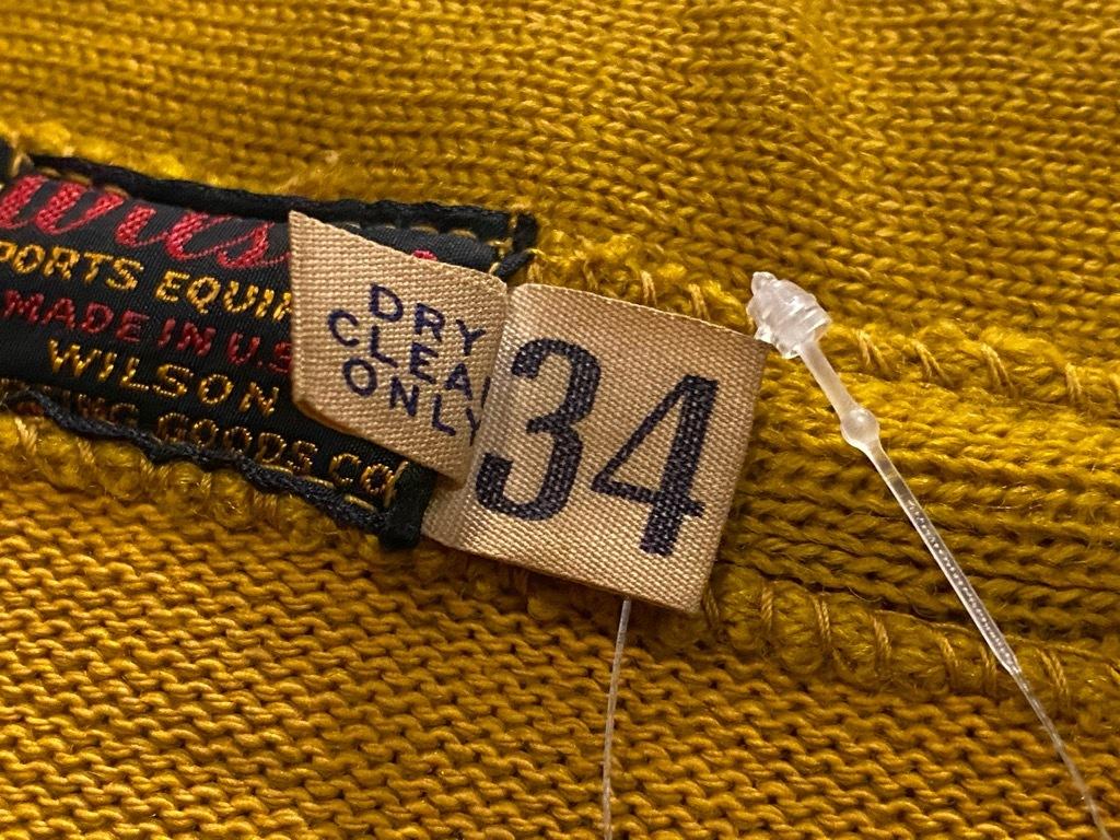 マグネッツ神戸店 10/28(水)Vintage入荷! #4 Athletic Knit Item!!!_c0078587_16553447.jpg