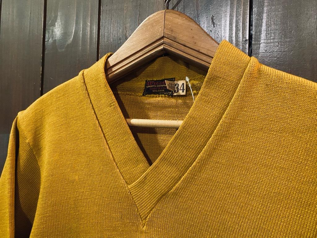 マグネッツ神戸店 10/28(水)Vintage入荷! #4 Athletic Knit Item!!!_c0078587_16553546.jpg