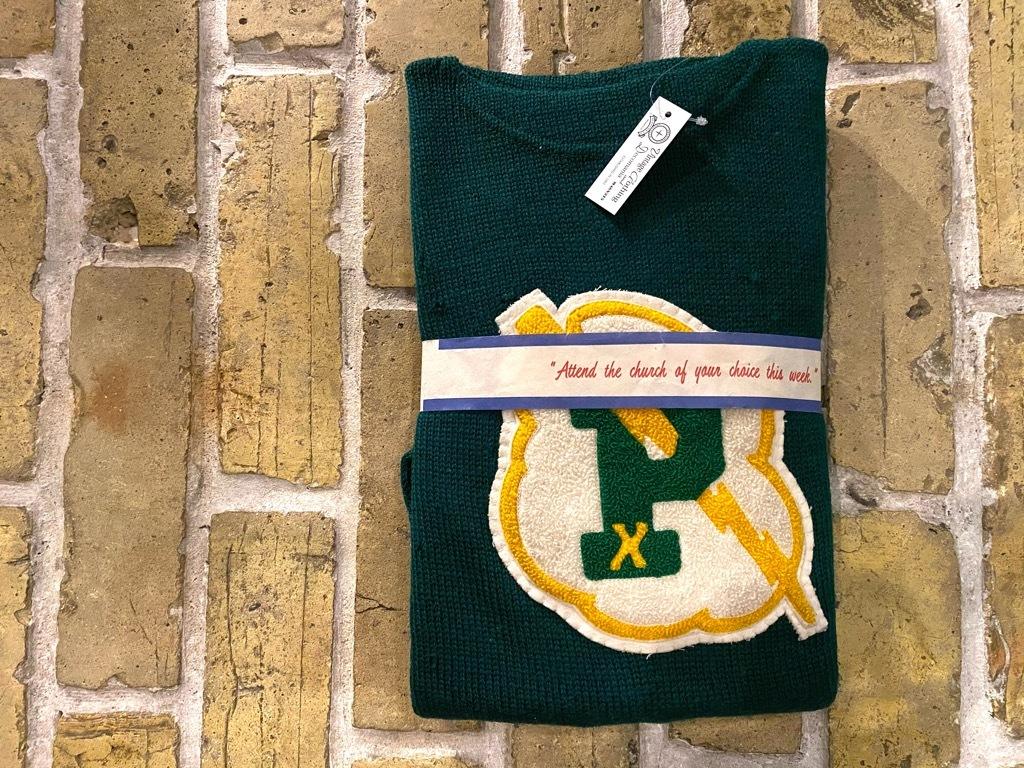 マグネッツ神戸店 10/28(水)Vintage入荷! #4 Athletic Knit Item!!!_c0078587_16561062.jpg