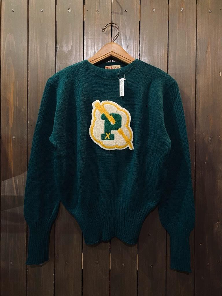 マグネッツ神戸店 10/28(水)Vintage入荷! #4 Athletic Knit Item!!!_c0078587_16562314.jpg