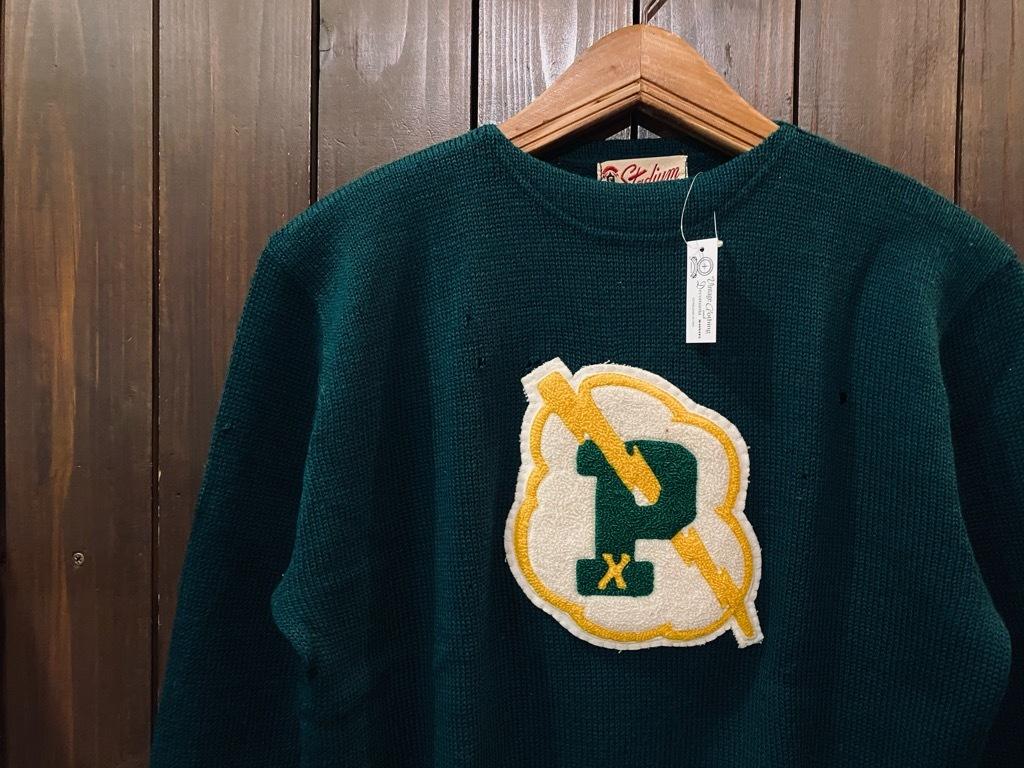 マグネッツ神戸店 10/28(水)Vintage入荷! #4 Athletic Knit Item!!!_c0078587_16562490.jpg