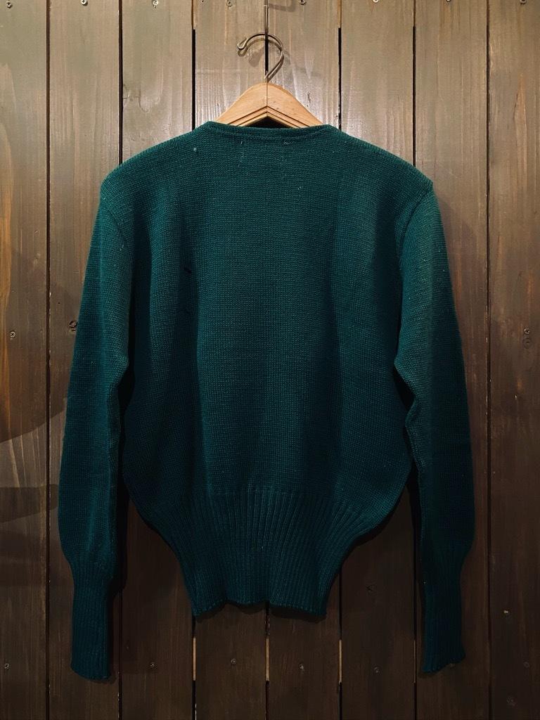 マグネッツ神戸店 10/28(水)Vintage入荷! #4 Athletic Knit Item!!!_c0078587_16562564.jpg