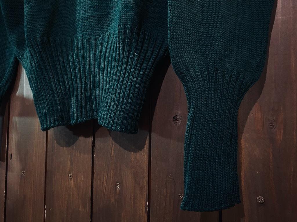 マグネッツ神戸店 10/28(水)Vintage入荷! #4 Athletic Knit Item!!!_c0078587_16562571.jpg