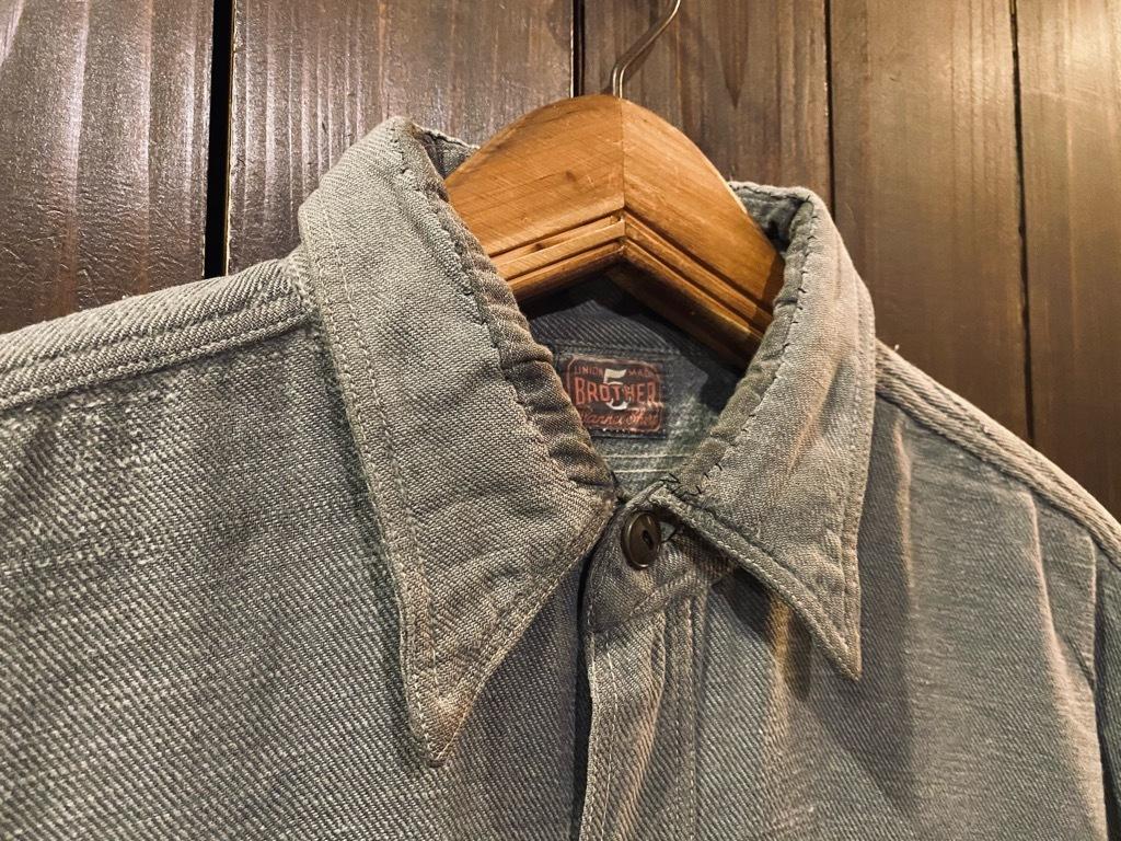 マグネッツ神戸店 10/28(水)Vintage入荷! #5  Work Shirt !!!_c0078587_20034254.jpg