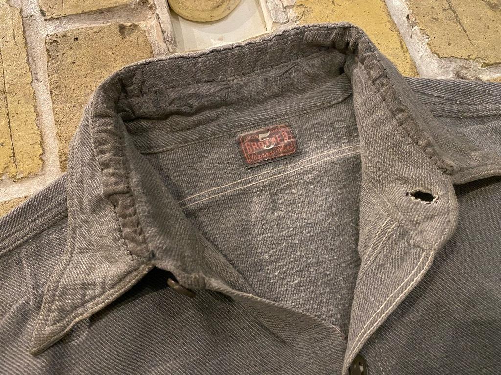 マグネッツ神戸店 10/28(水)Vintage入荷! #5  Work Shirt !!!_c0078587_20040988.jpg