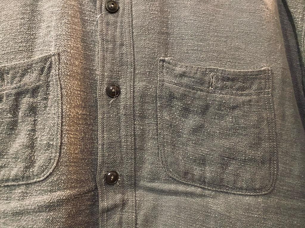 マグネッツ神戸店 10/28(水)Vintage入荷! #5  Work Shirt !!!_c0078587_20041037.jpg
