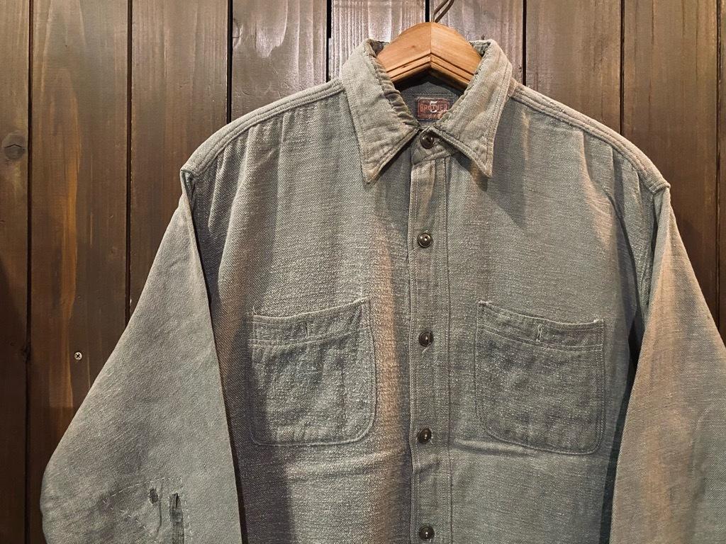 マグネッツ神戸店 10/28(水)Vintage入荷! #5  Work Shirt !!!_c0078587_20041058.jpg