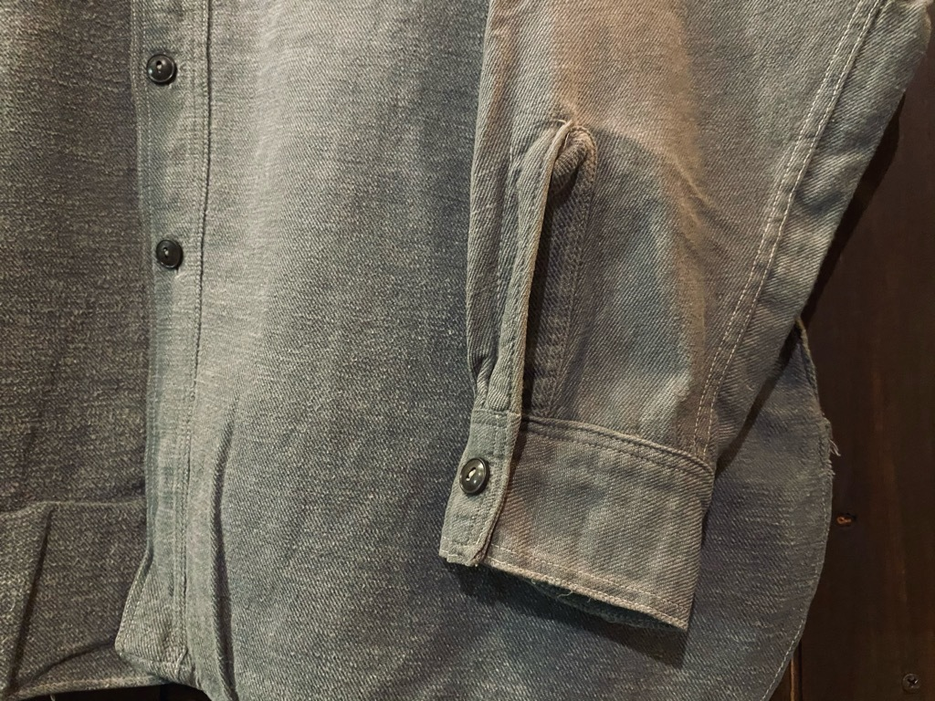マグネッツ神戸店 10/28(水)Vintage入荷! #5  Work Shirt !!!_c0078587_20041074.jpg