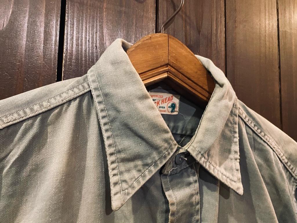 マグネッツ神戸店 10/28(水)Vintage入荷! #5  Work Shirt !!!_c0078587_20060253.jpg