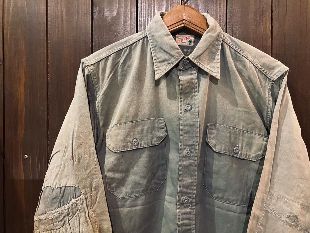 マグネッツ神戸店 10/28(水)Vintage入荷! #5  Work Shirt !!!_c0078587_20060432.jpg