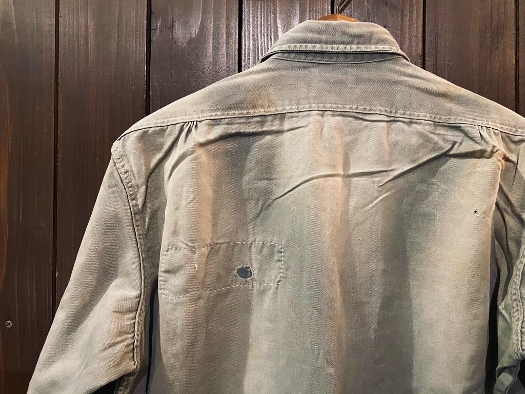 マグネッツ神戸店 10/28(水)Vintage入荷! #5  Work Shirt !!!_c0078587_20060454.jpg