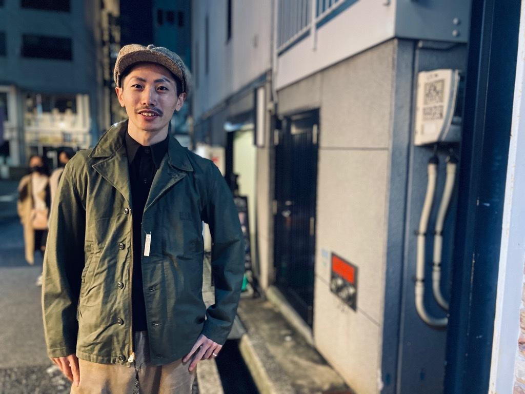 マグネッツ神戸店 10/28(水)Vintage入荷! #3 US.Navy Item!!!_c0078587_20461525.jpg