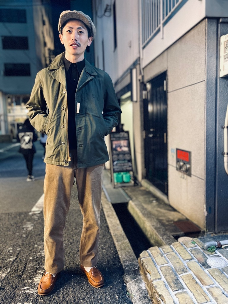 マグネッツ神戸店 10/28(水)Vintage入荷! #3 US.Navy Item!!!_c0078587_20461589.jpg