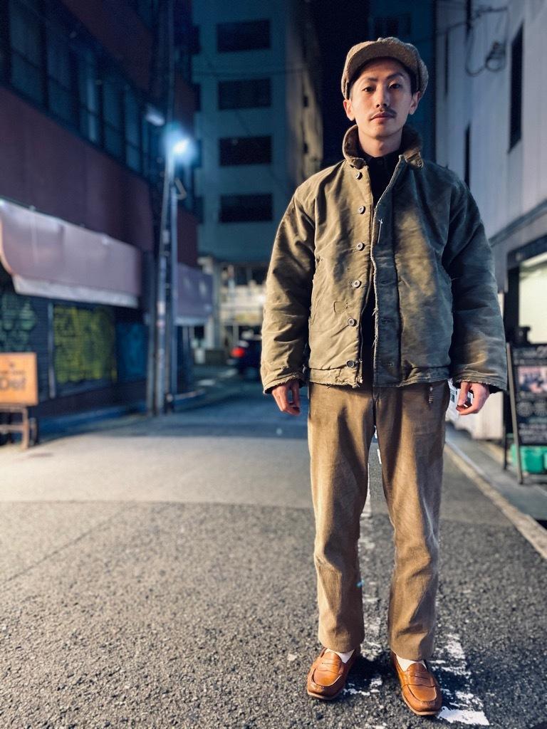 マグネッツ神戸店 10/28(水)Vintage入荷! #3 US.Navy Item!!!_c0078587_20505532.jpg