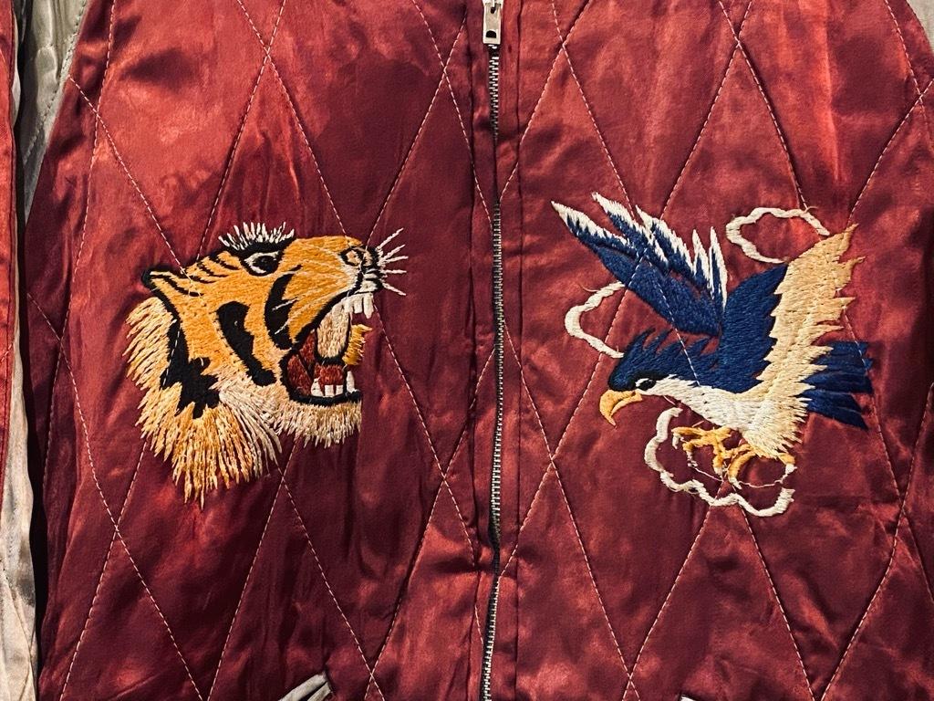 マグネッツ神戸店 10/28(水)Vintage入荷! #6 Japan Souvenir Jacket!!!_c0078587_20560086.jpg
