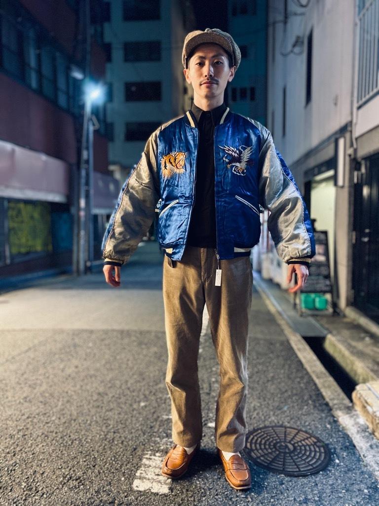 マグネッツ神戸店 10/28(水)Vintage入荷! #6 Japan Souvenir Jacket!!!_c0078587_21005522.jpg
