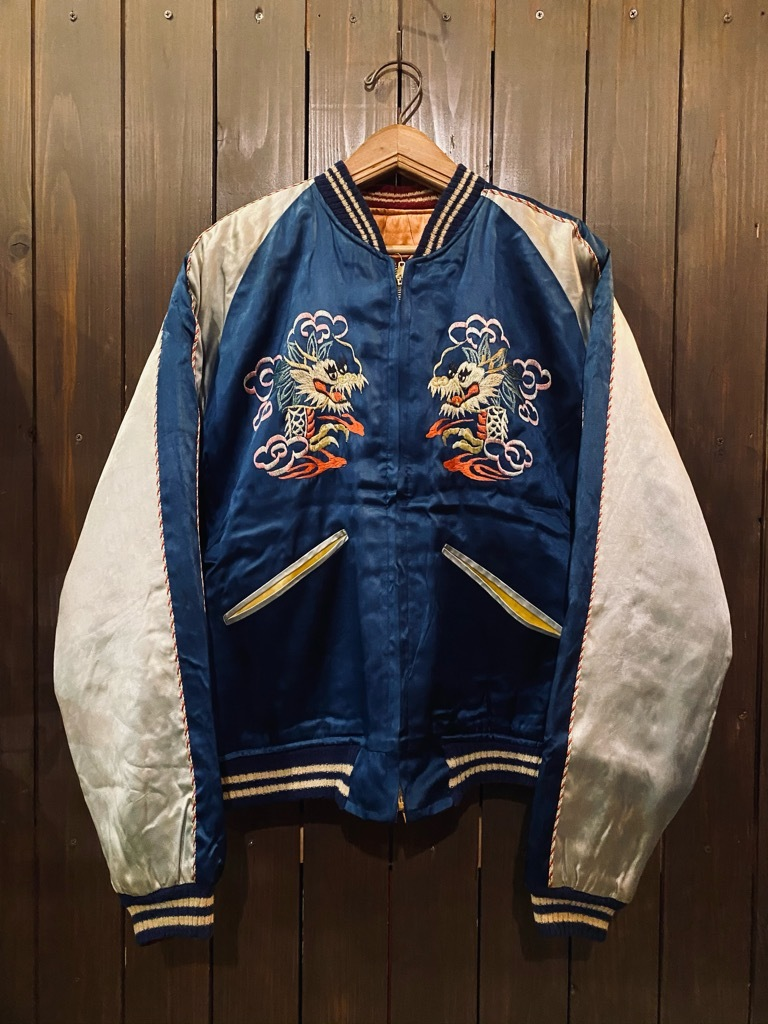 マグネッツ神戸店 10/28(水)Vintage入荷! #6 Japan Souvenir Jacket!!!_c0078587_21033168.jpg