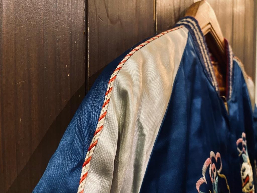 マグネッツ神戸店 10/28(水)Vintage入荷! #6 Japan Souvenir Jacket!!!_c0078587_21034948.jpg