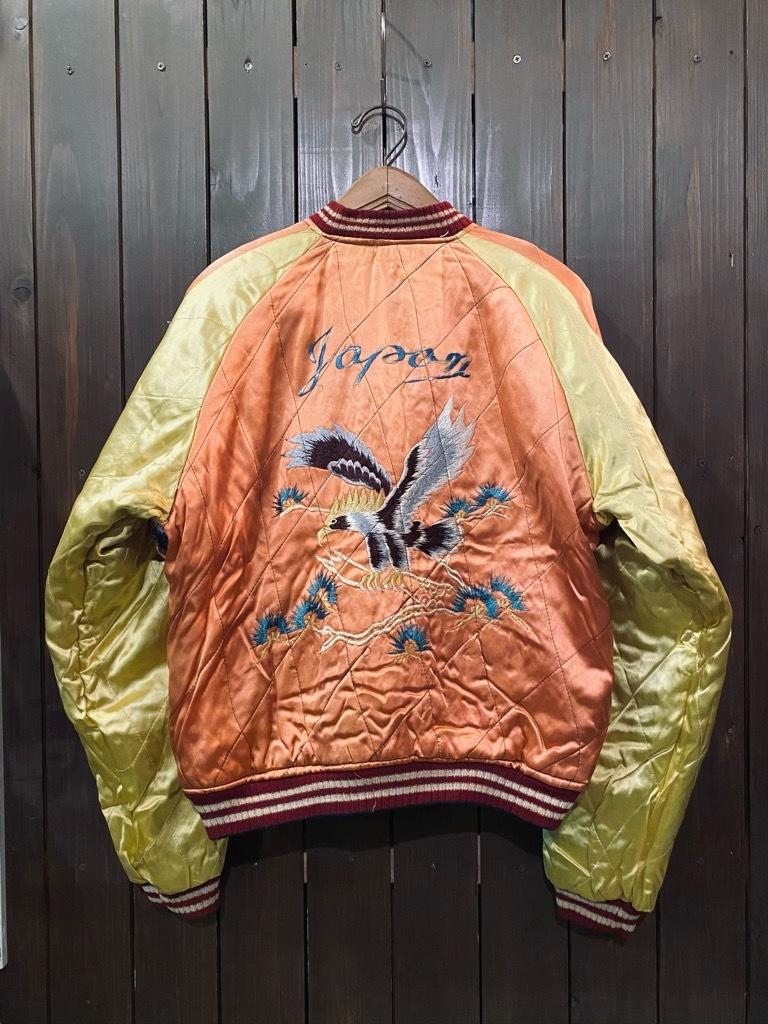 マグネッツ神戸店 10/28(水)Vintage入荷! #6 Japan Souvenir Jacket!!!_c0078587_21044822.jpg