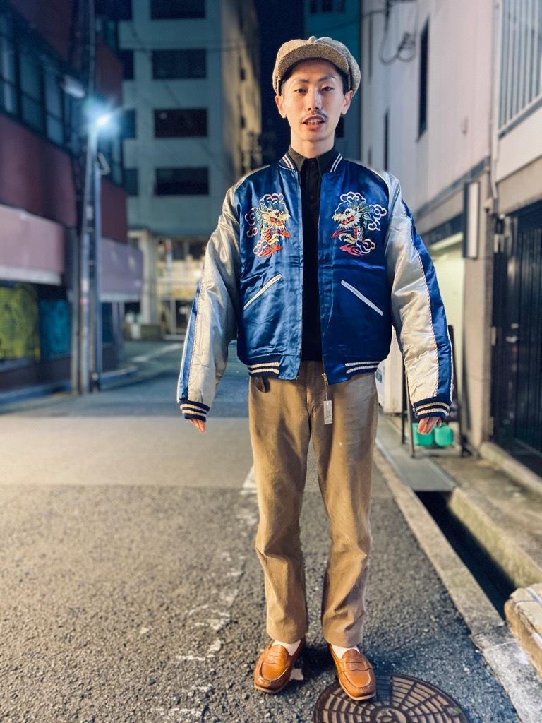 マグネッツ神戸店 10/28(水)Vintage入荷! #6 Japan Souvenir Jacket!!!_c0078587_21090377.jpg