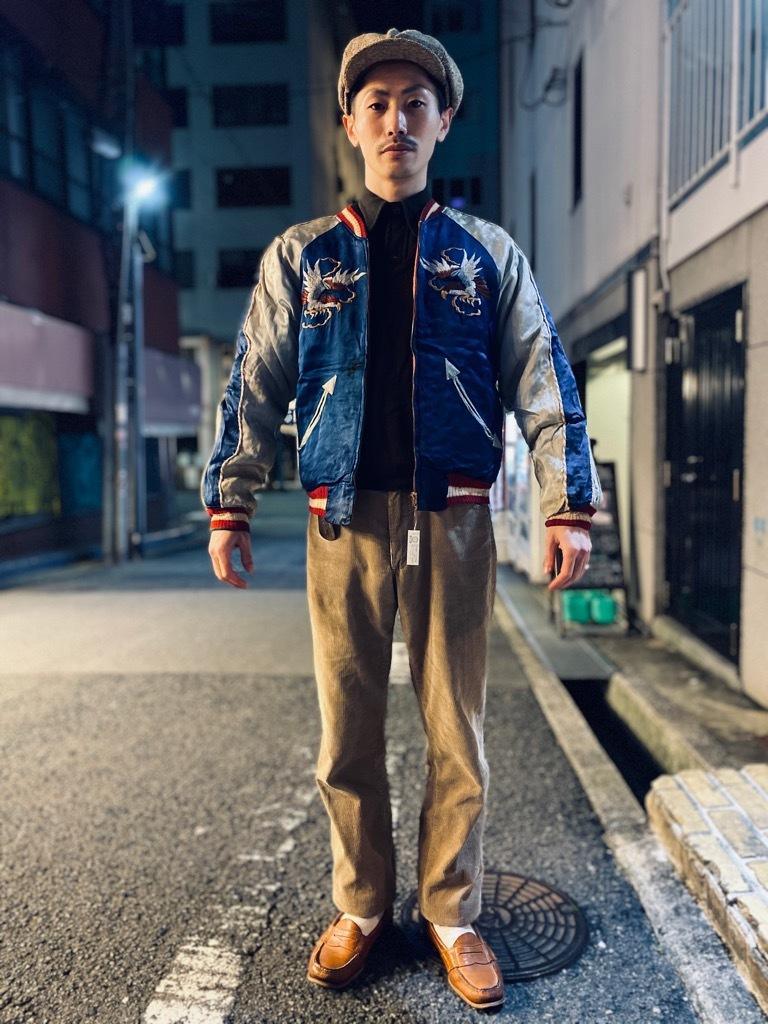 マグネッツ神戸店 10/28(水)Vintage入荷! #6 Japan Souvenir Jacket!!!_c0078587_21092283.jpg