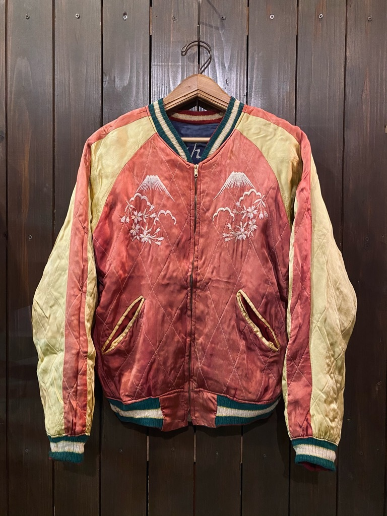 マグネッツ神戸店 10/28(水)Vintage入荷! #6 Japan Souvenir Jacket!!!_c0078587_21112764.jpg