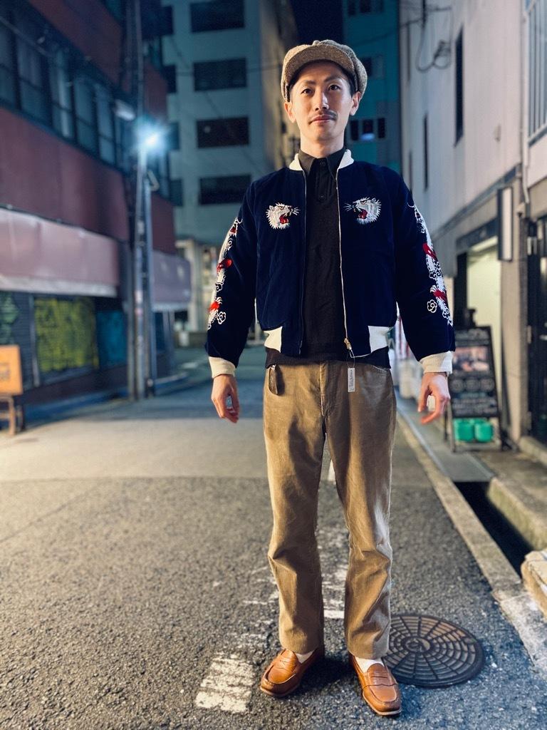 マグネッツ神戸店 10/28(水)Vintage入荷! #6 Japan Souvenir Jacket!!!_c0078587_21131124.jpg