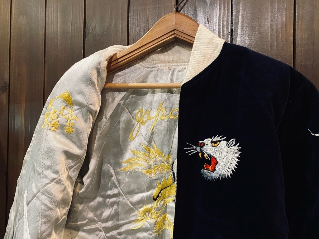 マグネッツ神戸店 10/28(水)Vintage入荷! #6 Japan Souvenir Jacket!!!_c0078587_21145784.jpg