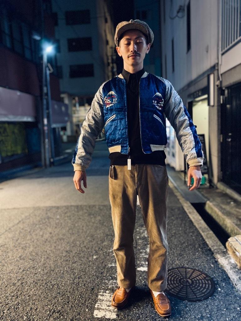 マグネッツ神戸店 10/28(水)Vintage入荷! #6 Japan Souvenir Jacket!!!_c0078587_21171432.jpg