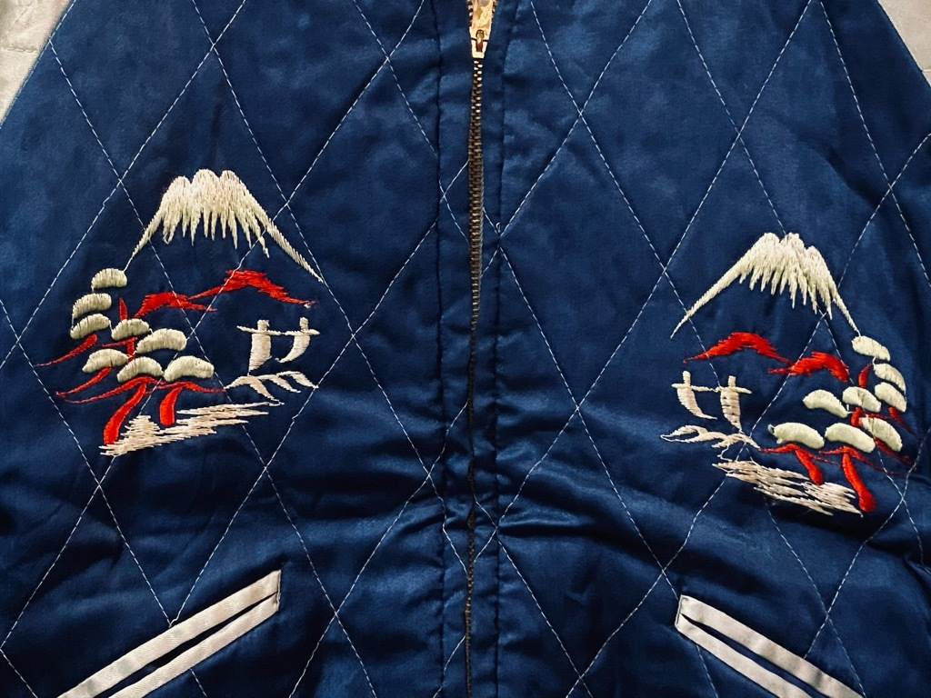 マグネッツ神戸店 10/28(水)Vintage入荷! #6 Japan Souvenir Jacket!!!_c0078587_21175102.jpg
