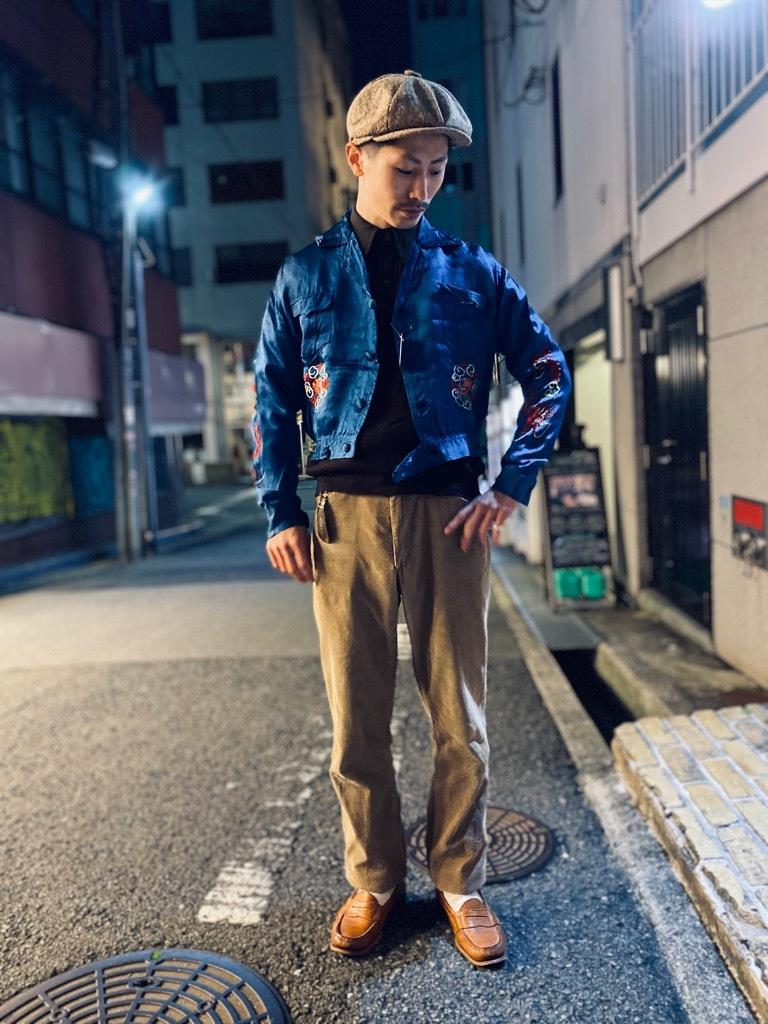 マグネッツ神戸店 10/28(水)Vintage入荷! #6 Japan Souvenir Jacket!!!_c0078587_21203270.jpg
