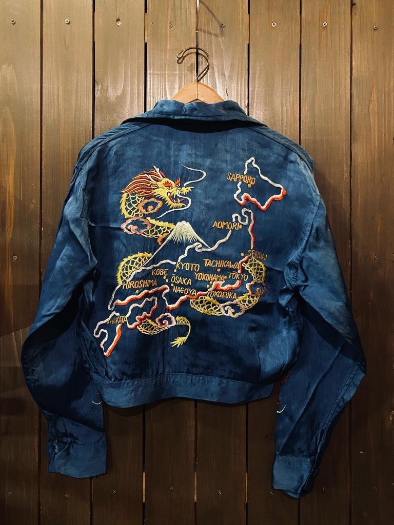 マグネッツ神戸店 10/28(水)Vintage入荷! #6 Japan Souvenir Jacket!!!_c0078587_21211083.jpg