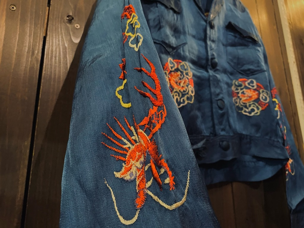 マグネッツ神戸店 10/28(水)Vintage入荷! #6 Japan Souvenir Jacket!!!_c0078587_21225741.jpg