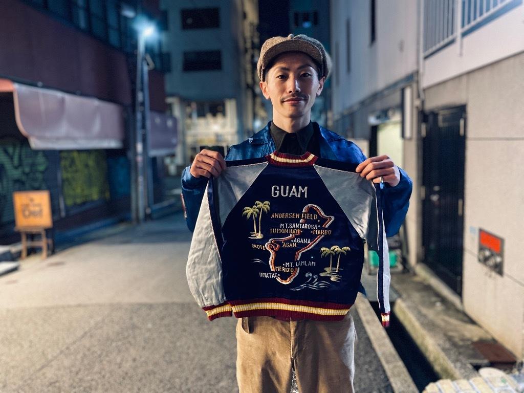 マグネッツ神戸店 10/28(水)Vintage入荷! #6 Japan Souvenir Jacket!!!_c0078587_21231699.jpg