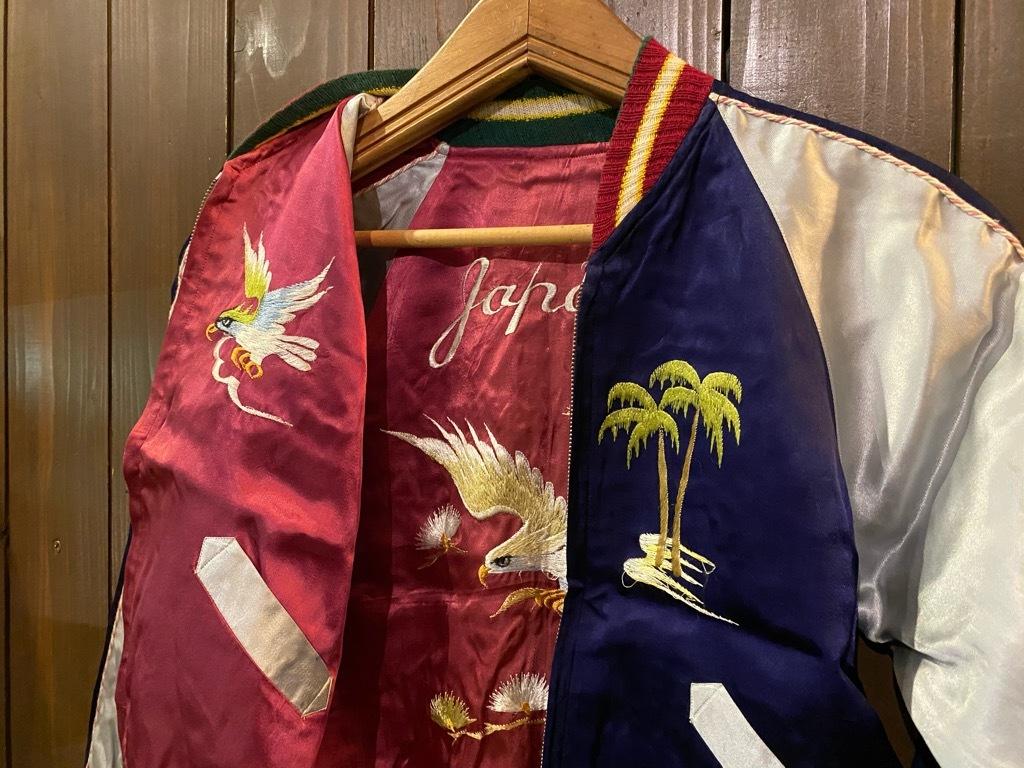 マグネッツ神戸店 10/28(水)Vintage入荷! #6 Japan Souvenir Jacket!!!_c0078587_21250715.jpg
