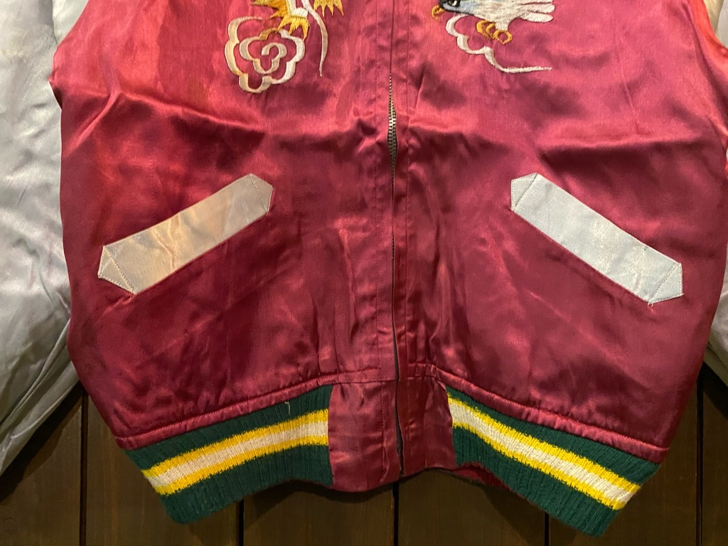 マグネッツ神戸店 10/28(水)Vintage入荷! #6 Japan Souvenir Jacket!!!_c0078587_21272068.jpg