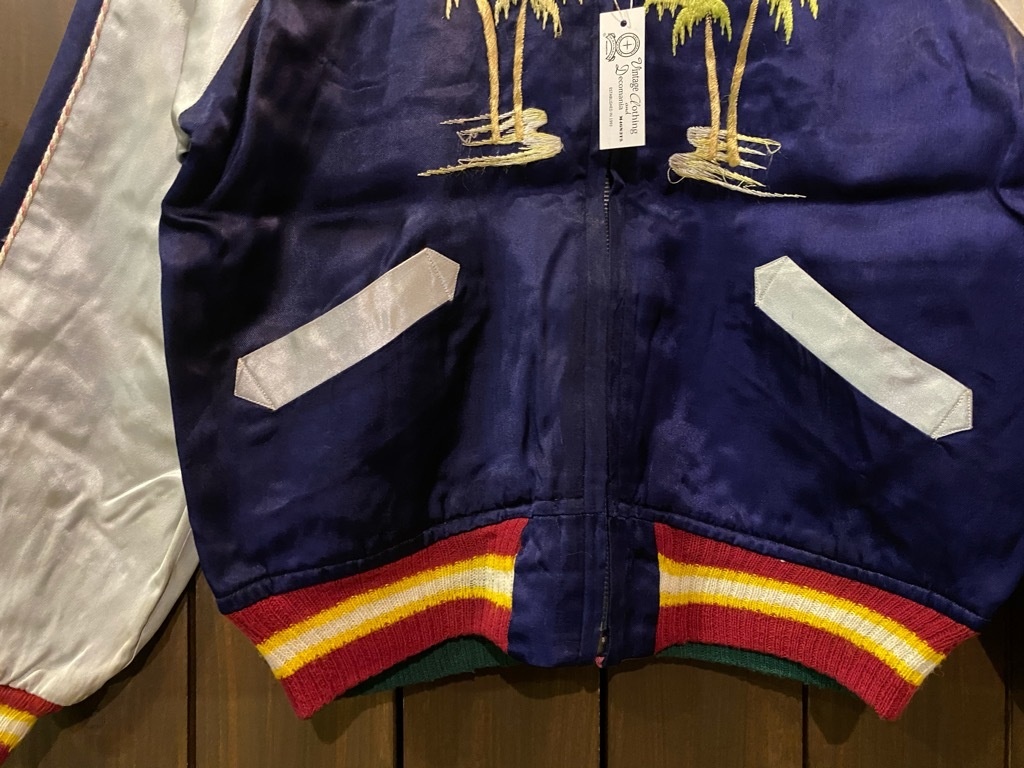 マグネッツ神戸店 10/28(水)Vintage入荷! #6 Japan Souvenir Jacket!!!_c0078587_21272150.jpg