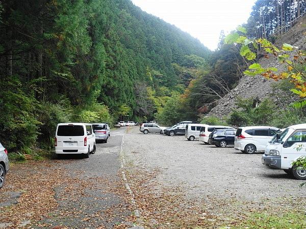 紅葉はおあずけ霧と暴風の明神岳  SOTA#JA/ME-002_f0073587_01050545.jpg
