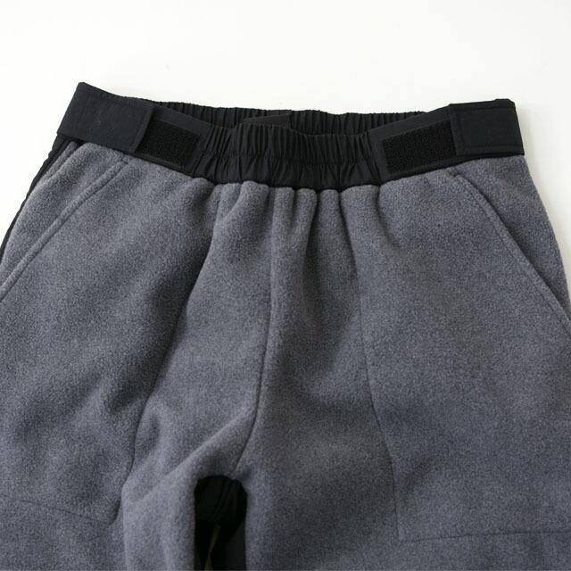 THE NORTH FACE [ザ ノースフェイス正規代理店] Denali Slip-on Pant [NB81956] デナリスリップオンパンツ・ナイロンパンツ・MEN\'S _f0051306_16353130.jpg