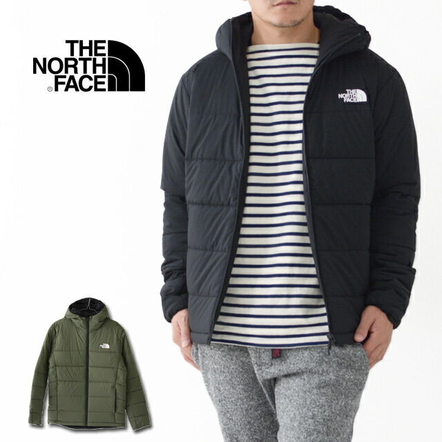 THE NORTH FACE [ザ ノースフェイス正規販売店] Reversible Anytime Insulated Hoodie [NY82080] リバーシブルフーディ・MEN\'S _f0051306_16461844.jpg