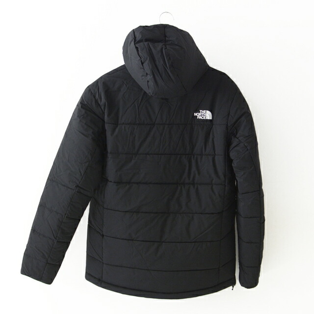 THE NORTH FACE [ザ ノースフェイス正規販売店] Reversible Anytime Insulated Hoodie [NY82080] リバーシブルフーディ・MEN\'S _f0051306_16461961.jpg