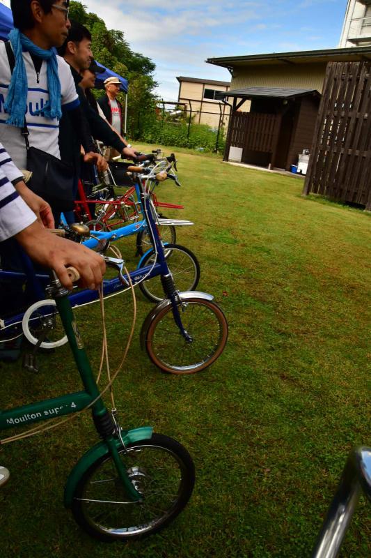 Moulton Sunday Ride in Wakui museum 続き_b0223512_14401257.jpg