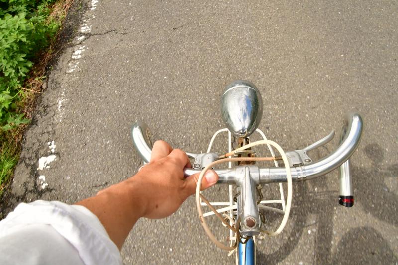 Moulton Sunday Ride in Wakui museum 続き_b0223512_14422271.jpg