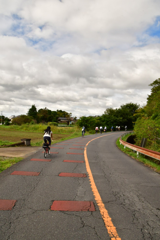 Moulton Sunday Ride in Wakui museum 続き_b0223512_14422747.jpg