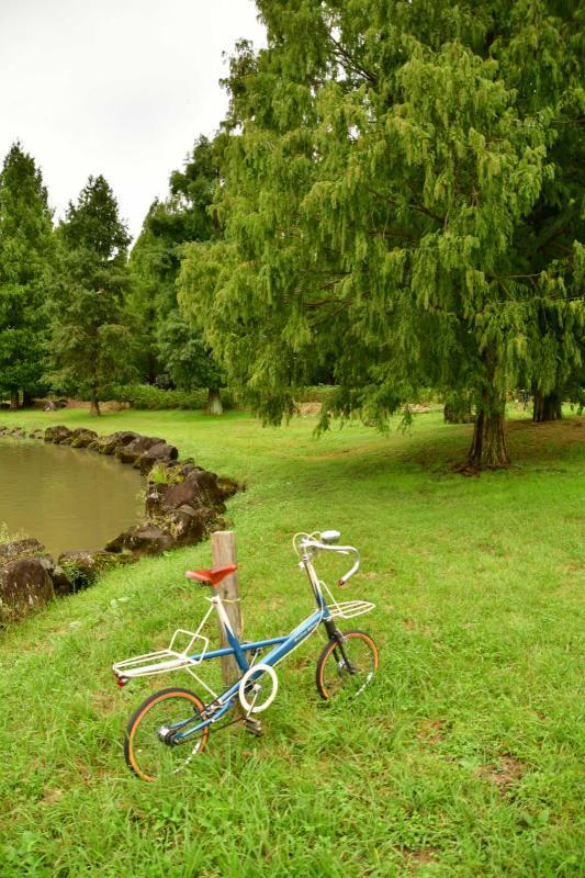 Moulton Sunday Ride in Wakui museum 続き_b0223512_14445849.jpg